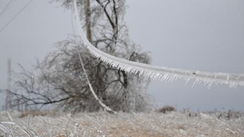 В Саратове ожидается ветер, гололед и перебои в работе транспорта