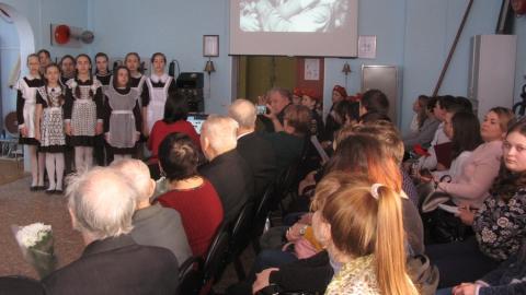 В Музее речного флота прошло торжественное мероприятия к 75-ой годовщине победы в Сталинградской битве