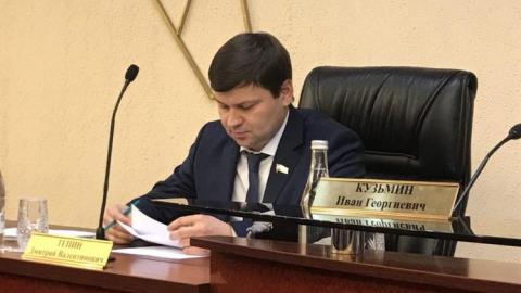 Председатель Общественной палаты поставил Леонида Писного в пример Дмитрию Тепину