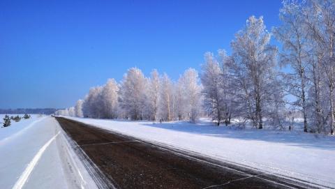 В Саратовской области открыли трассу на границу с Казахстаном