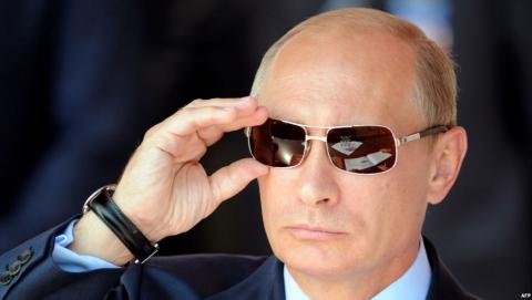 Центризбирком зарегистрировал Владимира Путина кандидатом на выборы