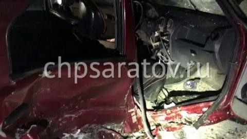 Пассажир такси и двое водителей попали в больницу после аварии на Кумысной поляне