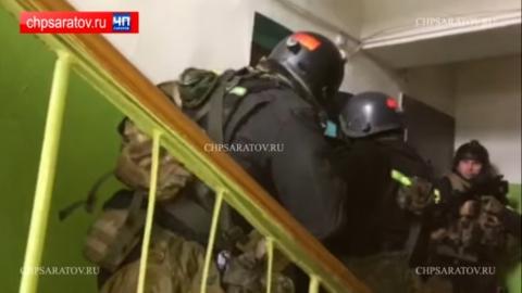 Опубликовано видео задержания подозреваемых в нападении на полицейского из Калуги