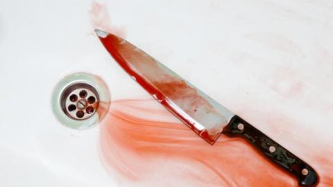 Убивший бывшую ножом бродяга предстанет перед судом