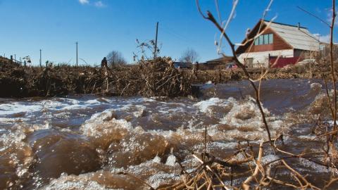 Администрация проведет обследование восьми территорий Саратова, которые может затопить в паводок