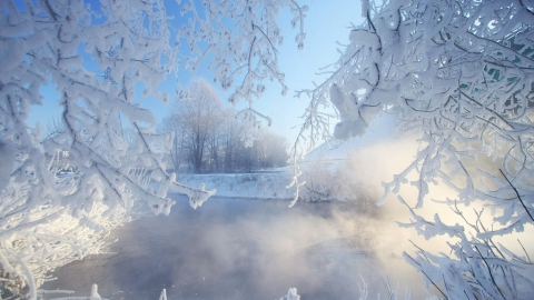 Саратовцам обещают снег и до -15 градусов