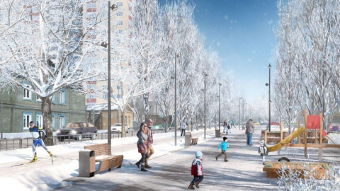 Саратовцы предложили благоустроить 31 пространство в городе