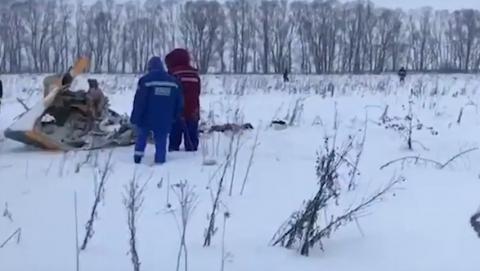 Семьи погибших в авиакатастрофе в Подмосковье саратовцев получат по миллиону рублей