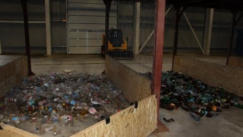 На Балаковском мусороперерабатывающем комплексе отсортировали более 100 тонн ВМР