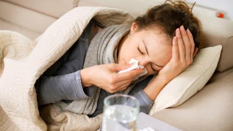 """В пресс-центре """"МК"""" в Саратове"""" расскажут о заболеваемости гриппом и ОРВИ и когда в школах закончится карантин"""