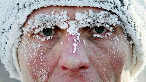МЧС предупреждает о понижении температуры до минус 25