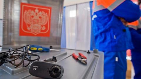 """""""Ростелеком"""" смонтировал более половины систем видеонаблюдения за выборами Президента РФ"""