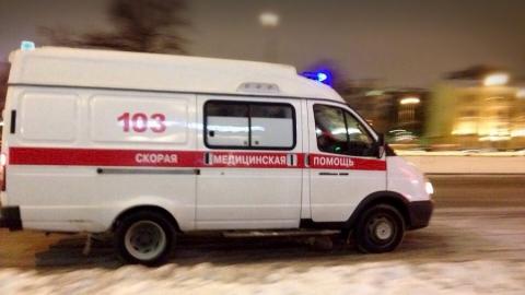 В Заводском районе два человека пострадали в массовой аварии