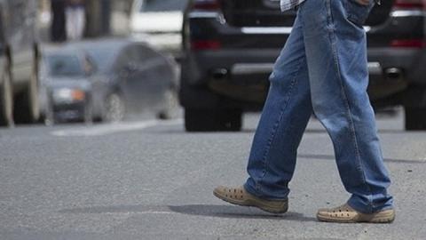 Сбитый на Первомайской пешеход ушел с места аварии