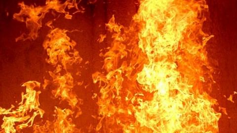 На пожаре в Балашове погиб пенсионер