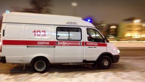 """В Саратове два человека пострадали при столкновении """"Мазды"""" с """"четырнадцатой"""""""