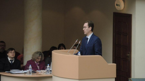 """Городские депутаты согласовали выделение 12 миллионов на стадион """"Авангард"""""""