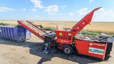 Марксовский муниципальный район отправил на обработку 50 европоездов с мусором