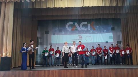 В Саратове завершился чемпионат рабочих профессий по стандартам WorldSkills