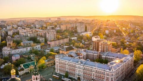 Саратов борется за звание национального символа России