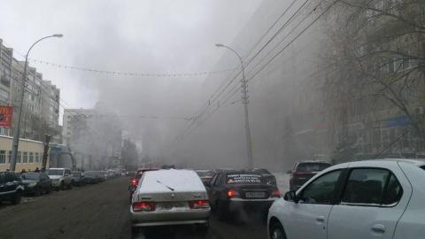 Пожар в многоэтажке на Чапаева ликвидирован