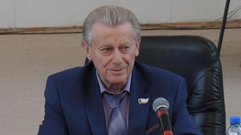 Александра Ландо избрали председателем Общественной палаты Саратовской области