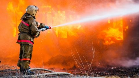 Возгорание в девятиэтажке на Чапаева тушили 47 пожарных
