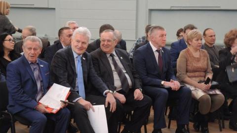 Голуб, Богданова и Утц избраны зампредами ОПы