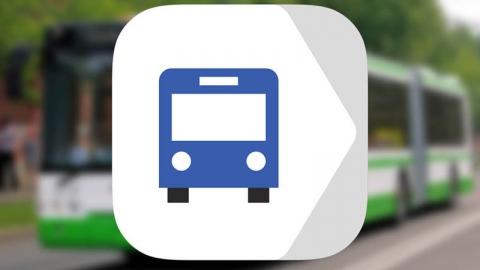 В Энгельсе можно отслеживать передвижение троллейбусов через приложение