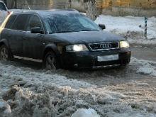 Центральная улица Саратова залита кипятком