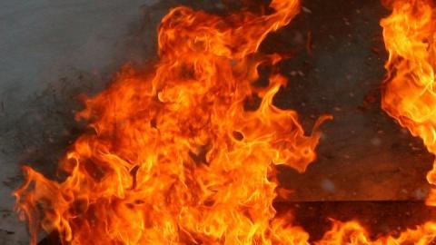 В Саратовской области за минувшие сутки горели два дома