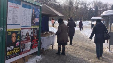 Чиновница проигнорировала просьбу депутата посетить пирожочный ларек на Театральной площади