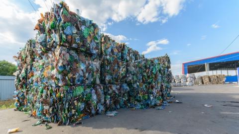 Сто тонн стеклобоя отсортировано на концессионных объектах по обращению с ТКО