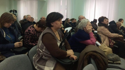 Дольщики упросили участников слушаний увеличить этажность дома на Рабочей