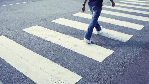 """В Саратове прошел рейд """"Пешеход. Пешеходный переход"""""""