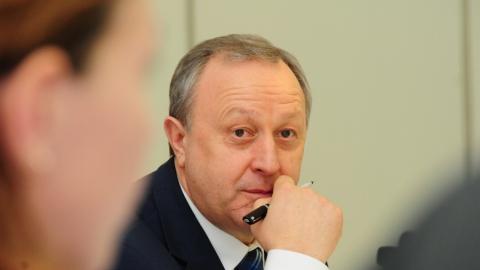 Валерий Радаев занял 27 строчку рейтинга медийных мужчин России