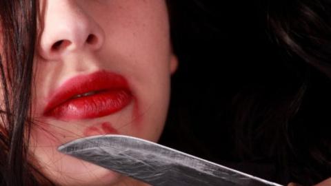 """Женщина """"сдала"""" угрожавшего ножом мужа в канун Дня защитника Отечества"""