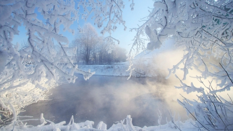 Саратовцам обещают снег и до 19 градусов мороза