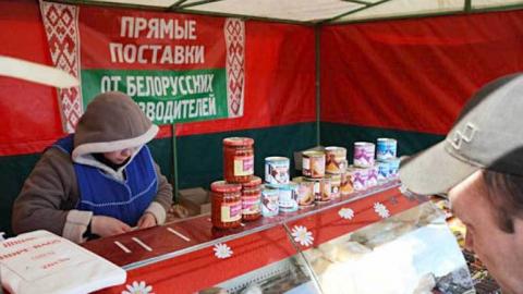 В Саратове проведут ярмарку с товарами из Беларуси
