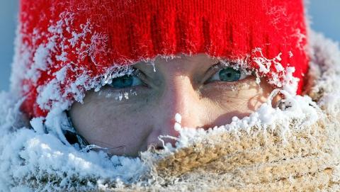 МЧС предупреждает о понижении температуры воздуха до минус 29