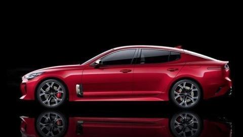 АвтоФорум Киа представил первый Gran Turismo в истории марки