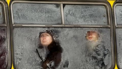 Перевозчикам хотят запретить высаживать безбилетников в мороз