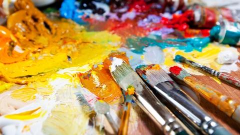 Юная художница из Саратова стала первой на международном конкурсе