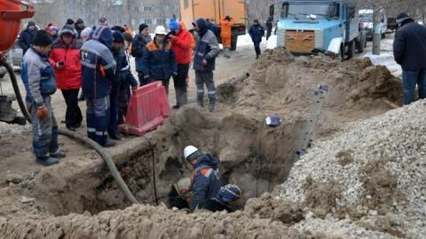 Отопление жителям Ленинского района вернут к 3:00