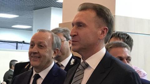 Игорь Шувалов одобрил проект наземного метро в Саратове