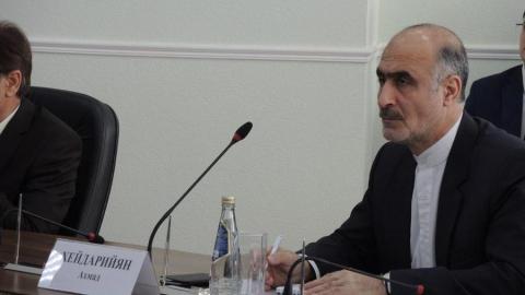 Представитель иранской делегации: США не играет никакой роли на Иранском рынке