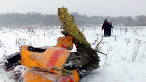 Росавиация опровергает подлинность переговоров пилотов разбившегося Ан-148
