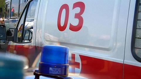На Вольском тракте произошло массовое ДТП с участием четырех машин и автобуса