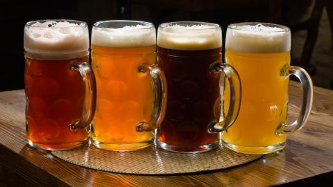 В России могут начать маркировать пиво