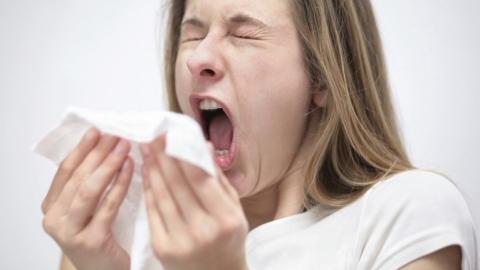 Роспотребнадзор: Заболеваемость ОРВИ ниже эпидпорога